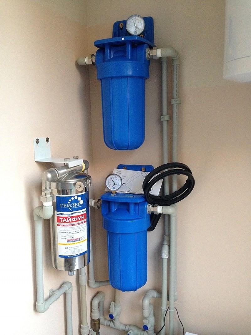 Фильтр для очистки воды своими руками - Greenologia 30