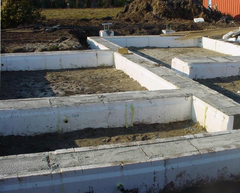 Ленточный монолитный фундамент своими руками пошаговые фото 1196