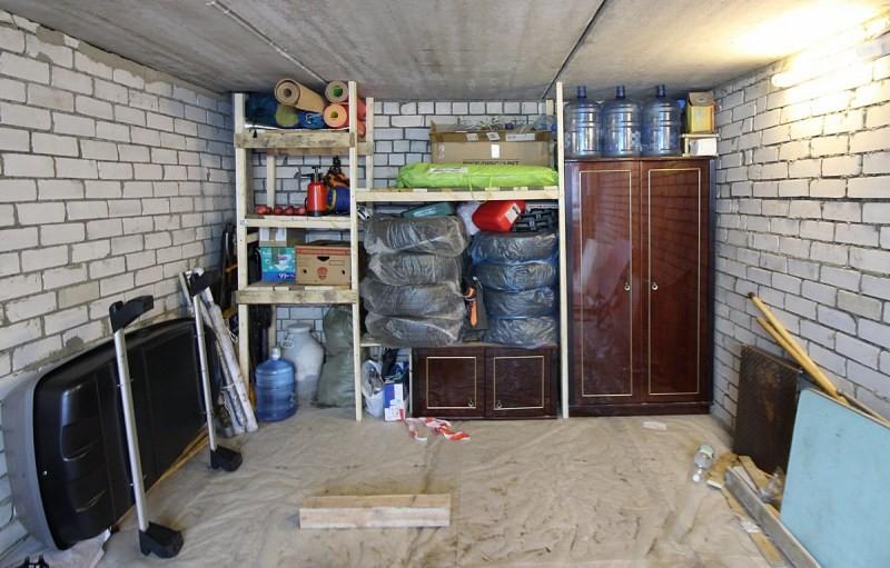 Обустройство гаража своими руками как оборудовать гараж 46
