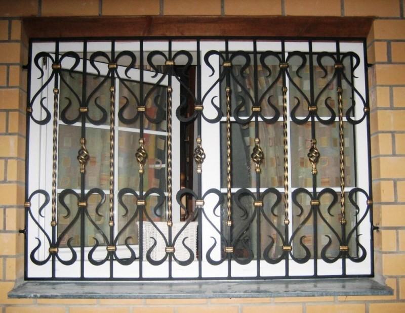 Сонник решетка на окне