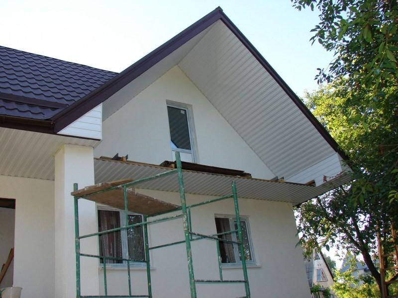 Сколько стоит штукатурка фасада за квадратный метр