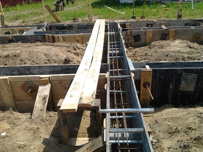 какой бетон нужен для фундамента двухэтажного дома