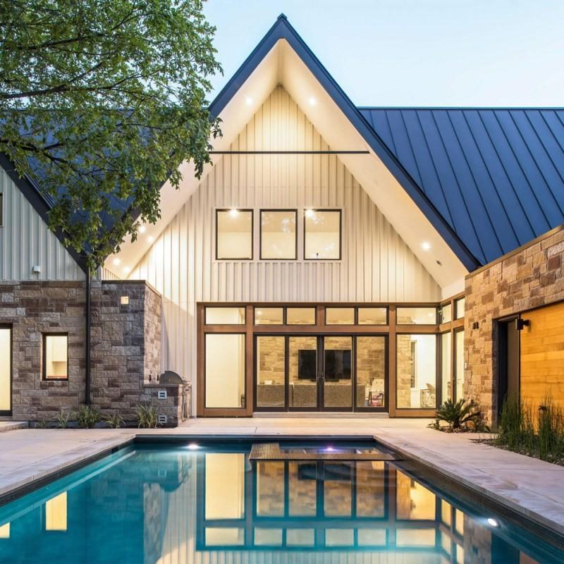 Пристрой терраса с крышей к дому проект, цена, фото.