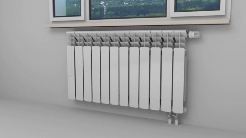 Схема подсоединения радиаторов отопления в частном доме
