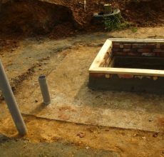 Строительство погреба для дачи: лучше идеи и варианты обустройства погребов. Особенности планировки и советы как быстро сделать погреб своими руками (140 фото)