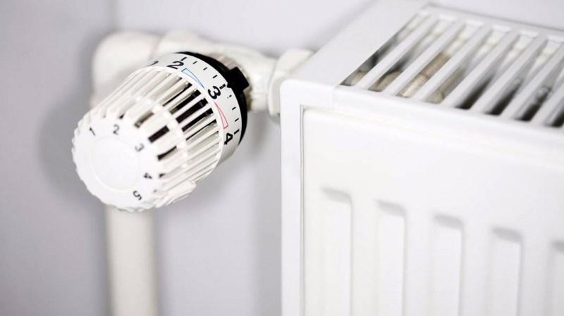 Регулятор температуры для радиатора отопления